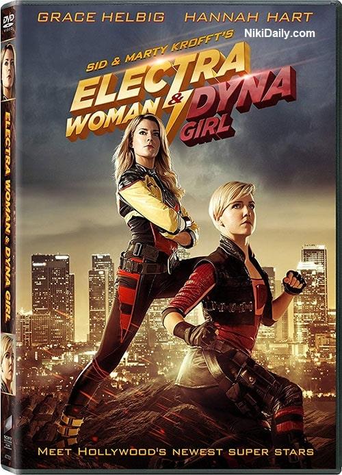 دانلود فیلم Electra Woman and Dyna Girl 2016 با دوبله فارسی