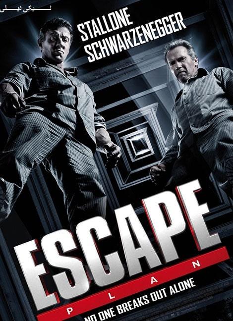 دانلود فیلم Escape Plan 2013 با دوبله فارسی و زیرنویس فارسی