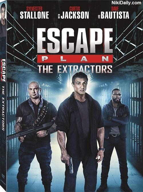 دانلود فیلم Escape Plan 3 The Extractors 2019 با دوبله فارسی و زیرنویس فارسی