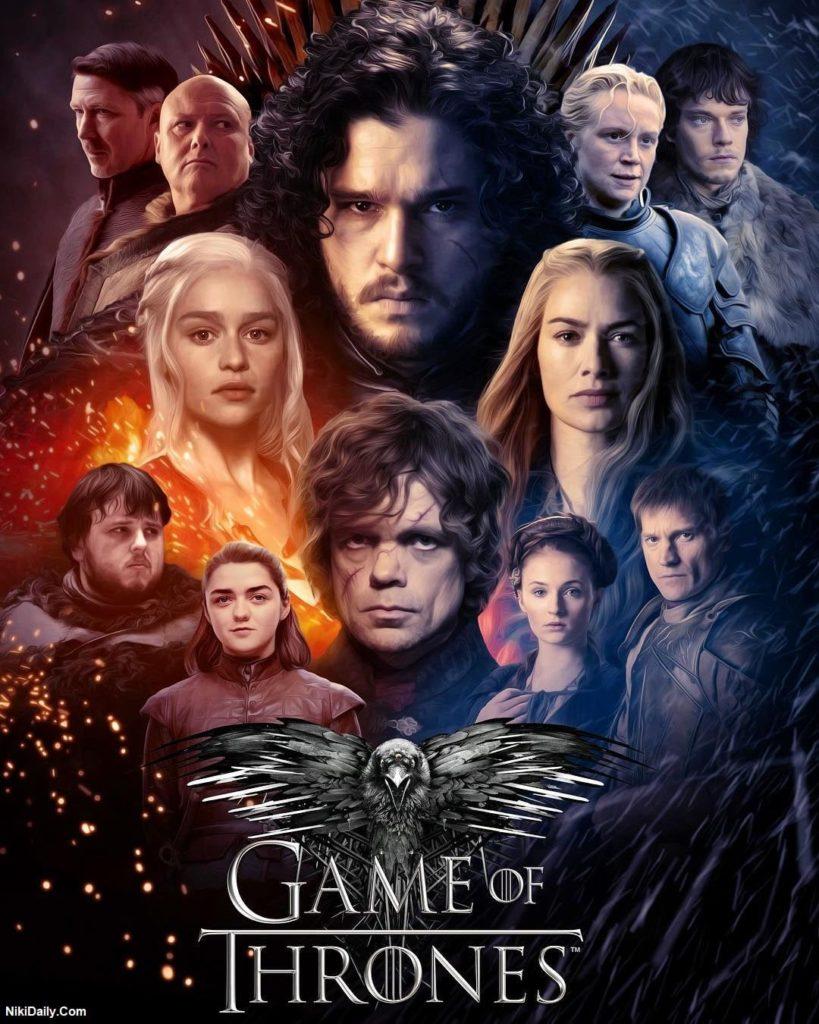دانلود سریال Game Of Thrones با زیرنویس چسبیده فارسی