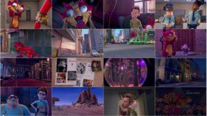 اسکرین شات انیمیشن لینو: هیولای مخملی