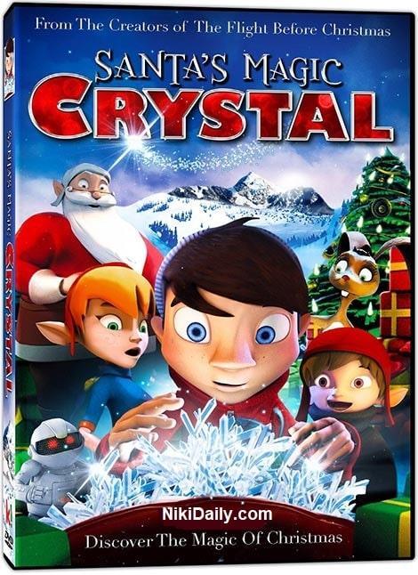 دانلود انیمیشن The Magic Crystal 2011 با دوبله فارسی