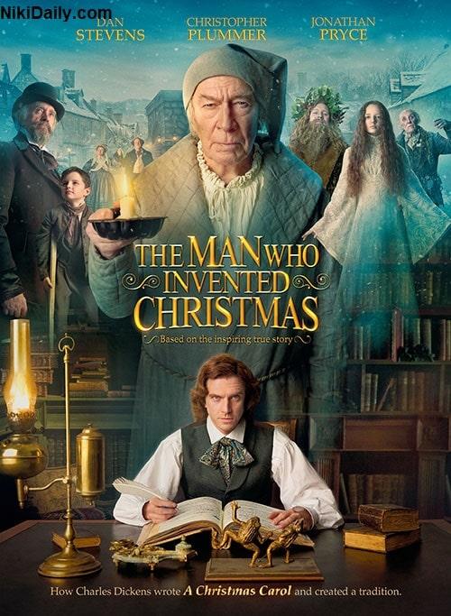 دانلود فیلم The Man Who Invented Christmas 2017 با دوبله فارسی و زیرنویس فارسی