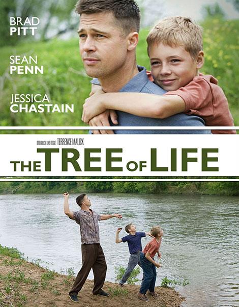 دانلود فیلم The Tree of Life 2011 با دوبله فارسی و زیرنویس فارسی