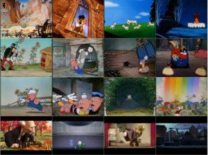 اسکرین شات انیمیشن داستان های جورواجور