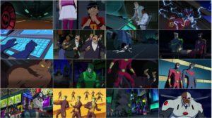 اسکرین شات انیمیشن بتمن و شورش هیولاها