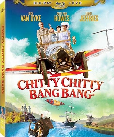 دانلود فیلم چیتی چیتی بنگ بنگ Chitty Chitty Bang Bang 1968 با دوبله فارسی