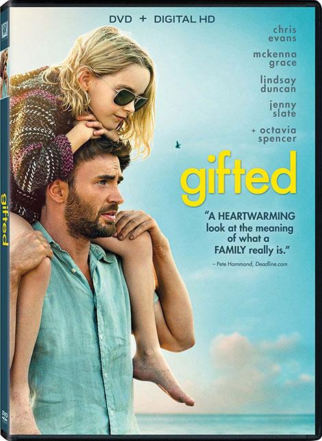 دانلود فیلم نخبه Gifted 2017 با دوبله فارسی و زیرنویس فارسی