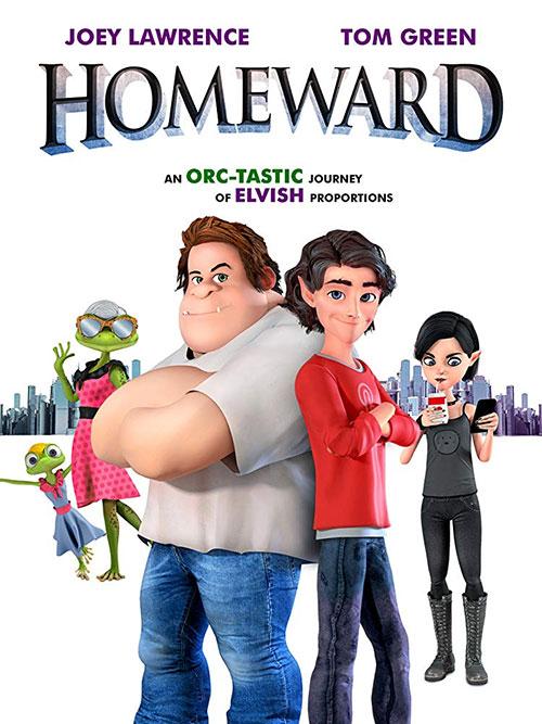 دانلود انیمیشن به سوی خانه Homeward 2020 با دوبله فارسی و زیرنویس فارسی