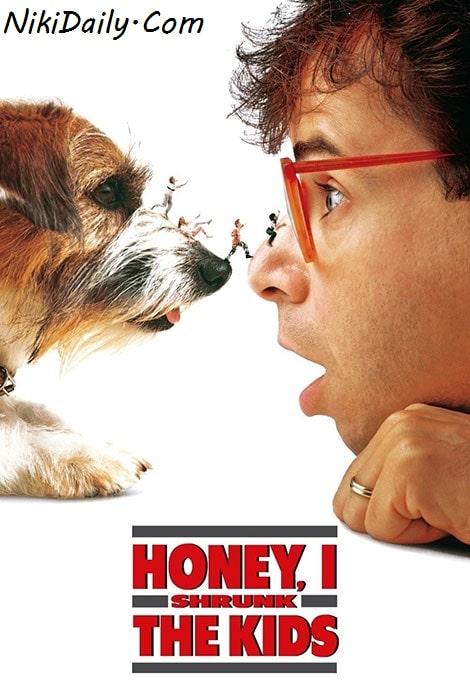 دانلود فیلم بچه ها را کوچک کردم Honey I Shrunk the Kids 1989 با دوبله فارسی و زیرنویس فارسی
