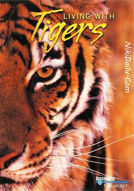 دانلود مستند زندگی با ببرها Living with Tigers 2003 با دوبله فارسی