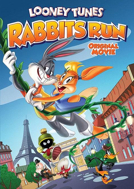 دانلود انیمیشن Looney Tunes: Rabbits Run 2015 با دوبله فارسی و زیرنویس فارسی