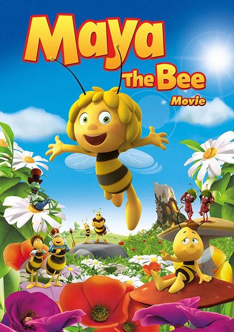 دانلود انیمیشن Maya the Bee Movie 2014 با دوبله فارسی و زیرنویس فارسی