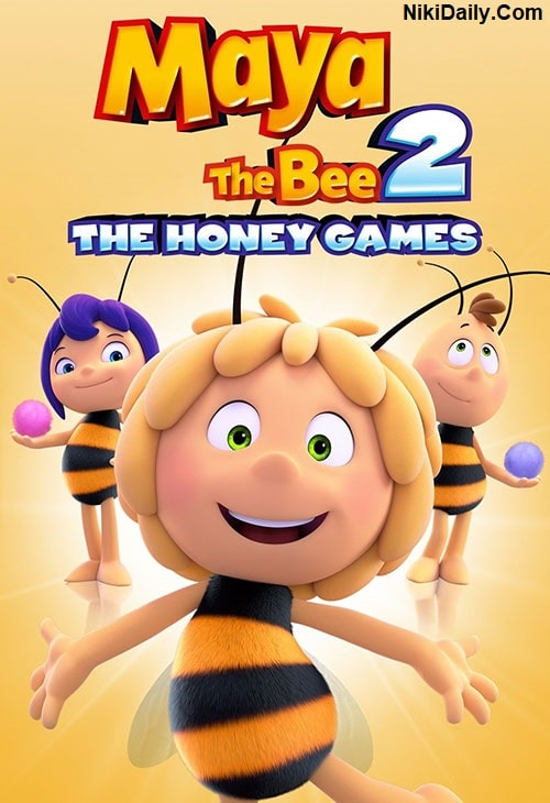 دانلود انیمیشن Maya the Bee: The Honey Games 2018 با دوبله فارسی