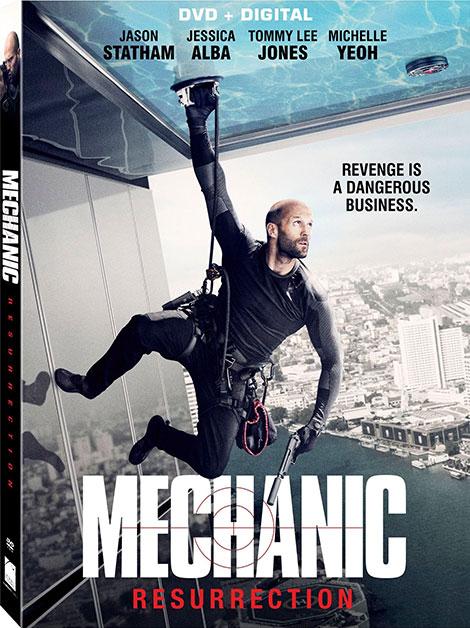 دانلود فیلم مکانیک رستاخیز Mechanic Resurrection 2016 با دوبله فارسی و زیرنویس فارسی
