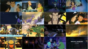 اسکرین شات انیمیشن نیکو سفر به سرزمین جادویی