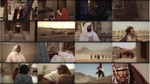 اسکرین شات فیلم عقاب صحرا