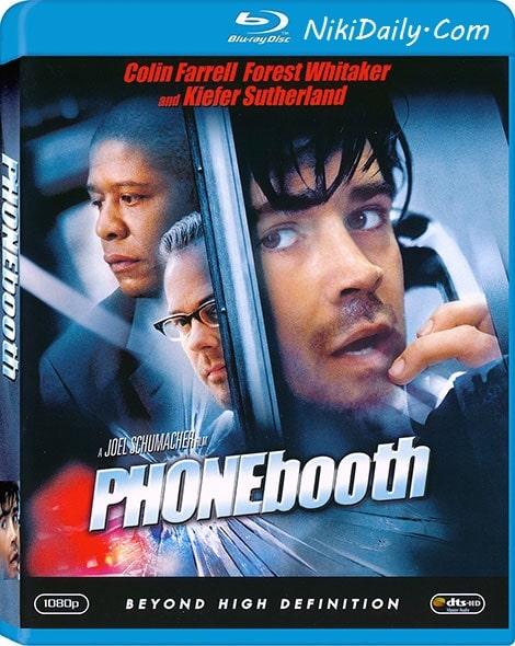 دانلود فیلم باجه تلفن Phone Booth 2002 با دوبله فارسی و زیرنویس فارسی