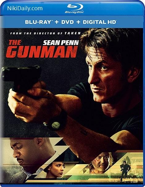 دانلود فیلم ضارب (تفنگدار) The Gunman 2015 با دوبله فارسی و زیرنویس فارسی