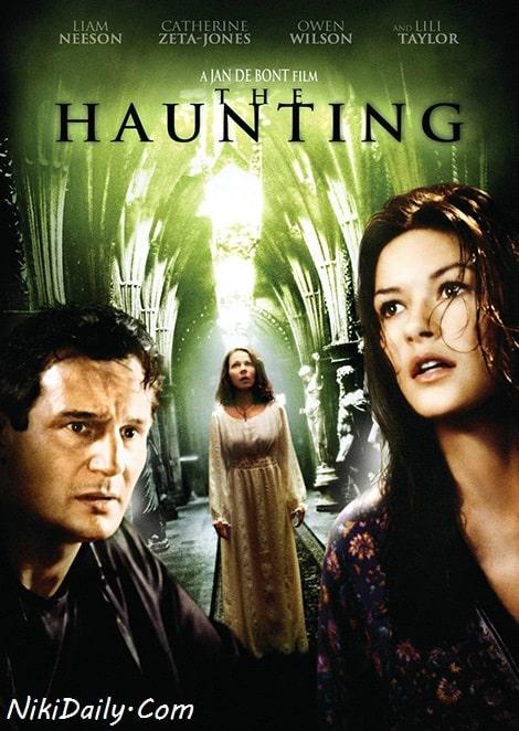 دانلود فیلم تسخیر شده (فراموش نشدنی) The Haunting 1999 با دوبله فارسی و زیرنویس فارسی