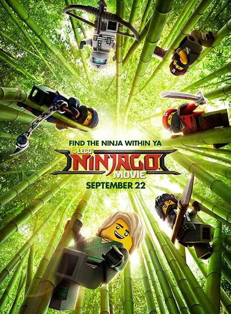 دانلود انیمیشن لگو نینجاگو The LEGO Ninjago Movie 2017 با دوبله فارسی و زیرنویس فارسی