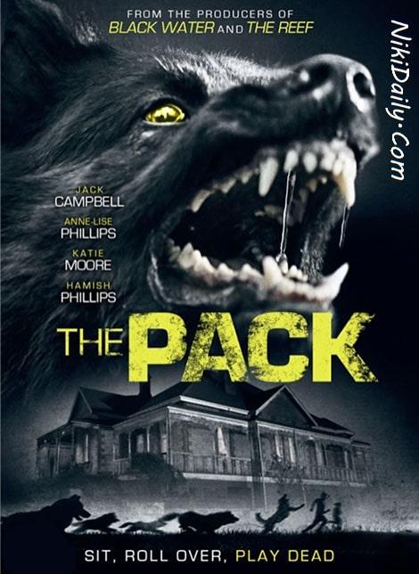دانلود فیلم گله The Pack 2015 با دوبله فارسی و زیرنویس فارسی