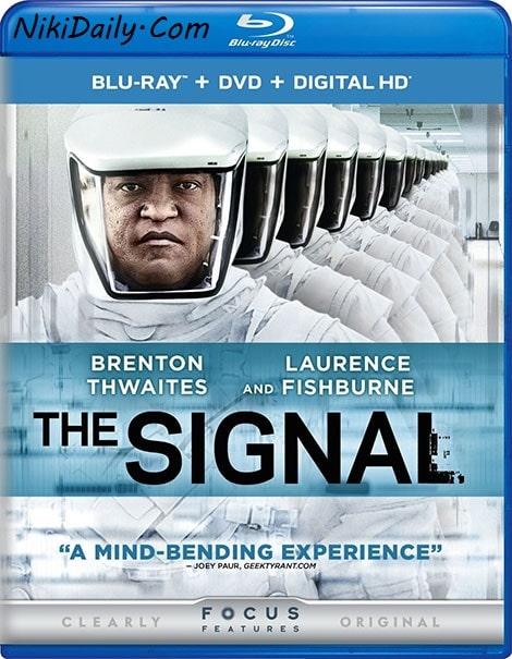 دانلود فیلم سیگنال The Signal 2014 با دوبله فارسی و زیرنویس فارسی