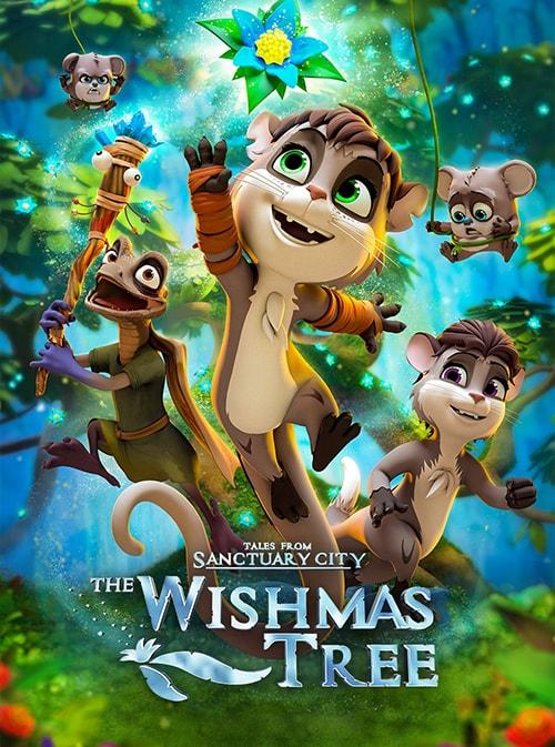 دانلود انیمیشن درخت آرزوها The Wishmas Tree 2020 با دوبله فارسی