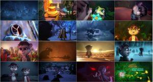 اسکرین شات انیمیشن درخت آرزوها