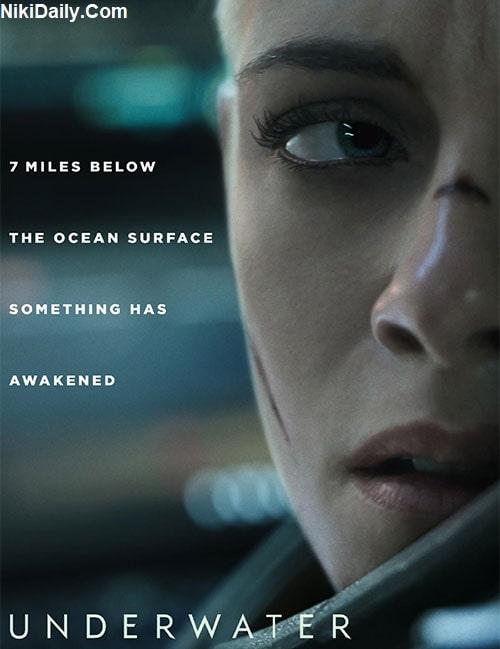 دانلود فیلم Underwater 2020 با زیرنویس فارسی چسبیده