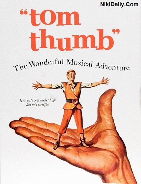 دانلود فیلم Tom Thumb 1958 با دوبله فارسی