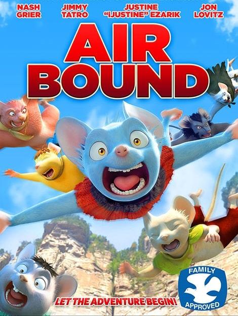 دانلود انیمیشن گامبا Air Bound 2016 با دوبله فارسی