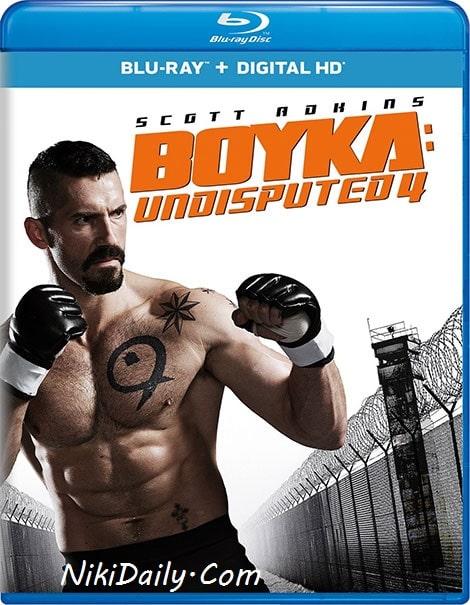 دانلود فیلم بویکا: شکست ناپذیر Boyka: Undisputed 2016 با دوبله فارسی و زیرنویس فارسی