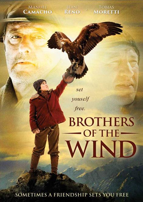 دانلود فیلم برادران باد Brothers of the Wind 2015 با دوبله فارسی و زیرنویس فارسی