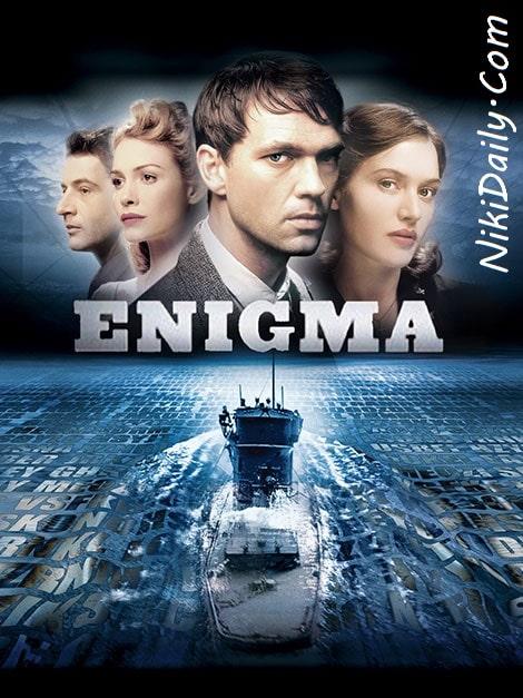دانلود فیلم انیگما Enigma 2001 با دوبله فارسی و زیرنویس فارسی