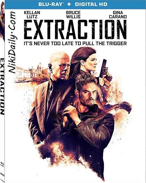 دانلود فیلم نجات دهنده Extraction 2015 با دوبله فارسی و زیرنویس فارسی