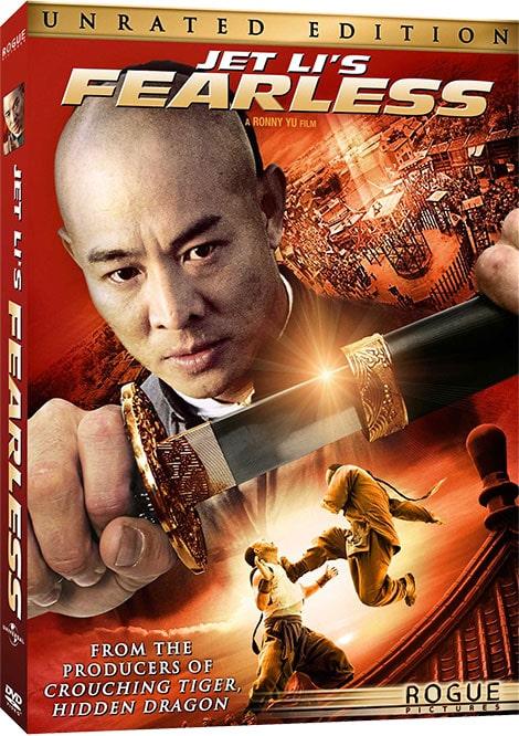 دانلود فیلم بیباک Fearless 2006 با دوبله فارسی و زیرنویس فارسی