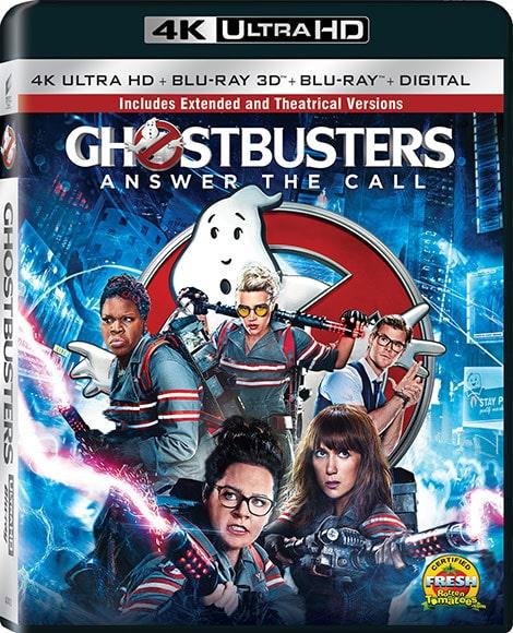 دانلود فیلم شکارچیان اشباح Ghostbusters 2016 با دوبله فارسی و زیرنویس فارسی