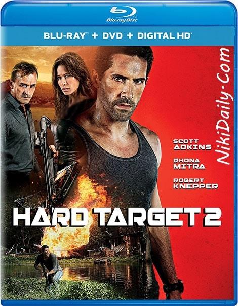 دانلود فیلم هدف سخت 2 Hard Target 2 2016 با دوبله فارسی و زیرنویس فارسی