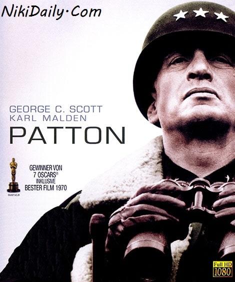 دانلود فیلم پاتن Patton 1970 با دوبله فارسی و زیرنویس فارسی