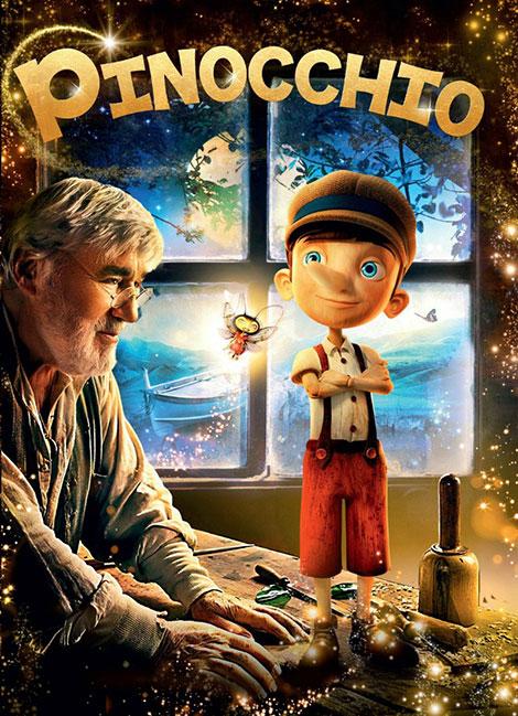 دانلود فیلم پینوکیو Pinocchio 2015 با دوبله فارسی