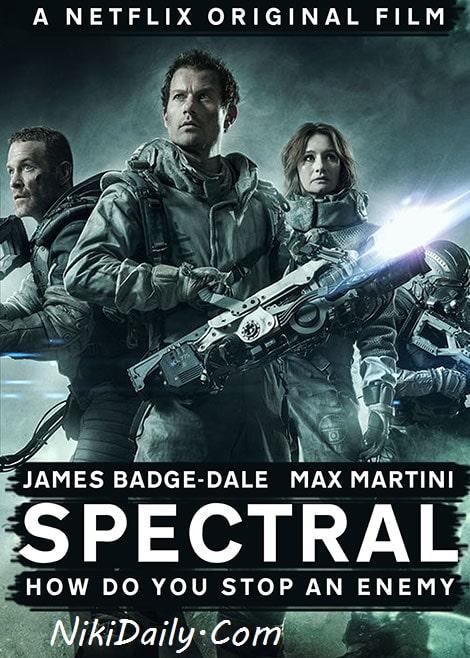 دانلود فیلم شبح وار Spectral 2016 با دوبله فارسی و زیرنویس فارسی