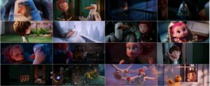 اسکرین شات انیمیشن لک لک ها