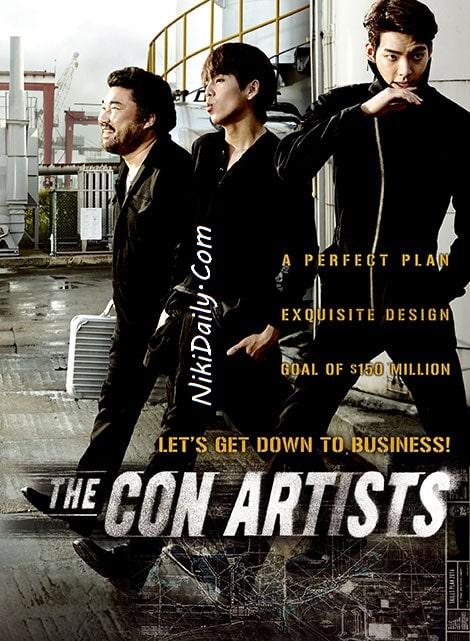 دانلود فیلم کلاهبرداران The Con Artists 2014 با دوبله فارسی