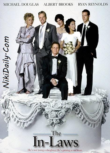 دانلود فیلم خویشاوندی The In-Laws 2003 با دوبله فارسی و زیرنویس فارسی