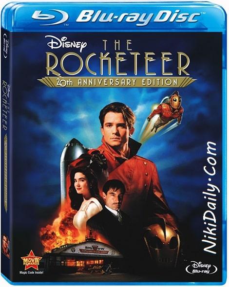 دانلود فیلم در آرزوی پرواز The Rocketeer 1991 با دوبله فارسی