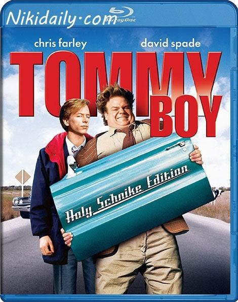 دانلود فیلم تامی کوچولو Tommy Boy 1995 با دوبله فارسی و زیرنویس فارسی