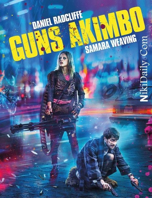 دانلود فیلم اسلحه های آکیمبو Guns Akimbo 2019 با دوبله فارسی و زیرنویس فارسی