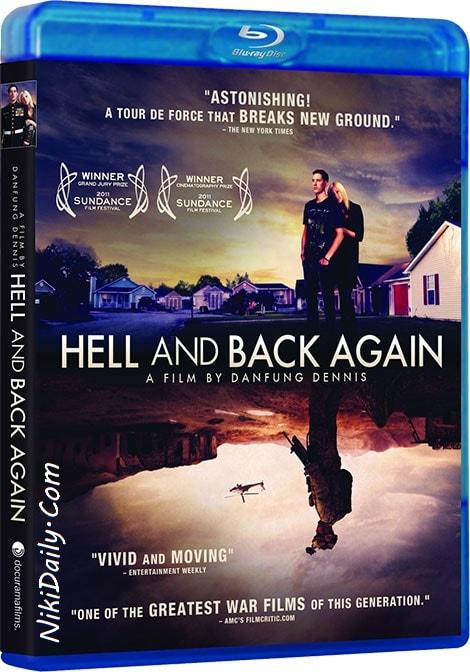 دانلود مستند بازگشت دوباره به جهنم Hell and Back Again 2011 با دوبله فارسی