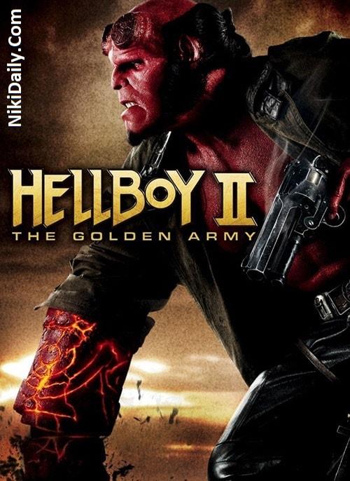 دانلود فیلم پسر جهنمی 2 Hellboy II 2008 با دوبله فارسی و زیرنویس فارسی